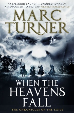 When The Heavens Fall by Marc Turner book review