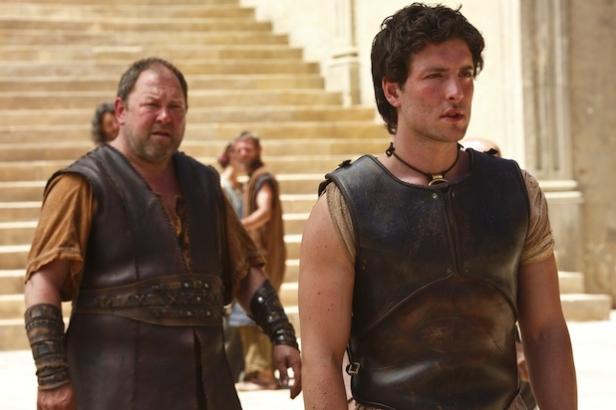 Hercules and Jason are dreading the Atlantis finale. Poor lambs.