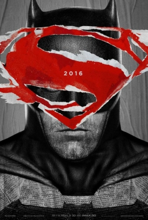 Batman V Superman new IMAX posters deface each other