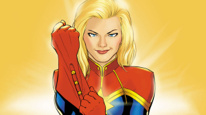 Captain Marvel movie lines up writers (& they're both women)