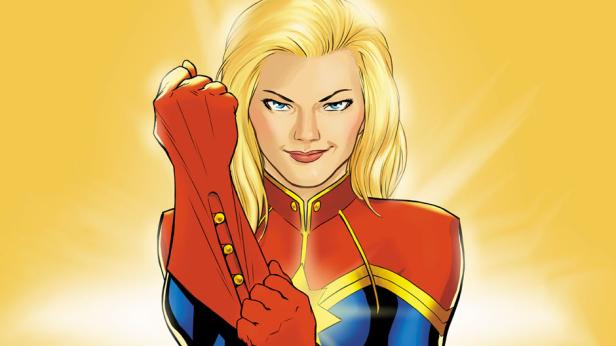 captain marvel writers