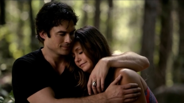There's no shame in needing a hug, Elena. We can get through this together