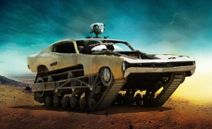 Mad Max: Fury Road vehicle pictures are a hoot
