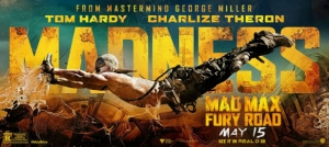 Mad Max: Fury Road new banner poster leaps into action