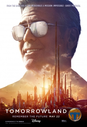 Tomorrowland new character posters look to the future
