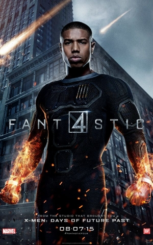 Fantastic Four new posters are actually pretty kick-ass