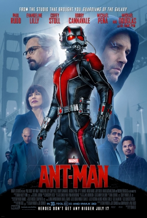 Ant-Man new poster is very heisty and refreshing