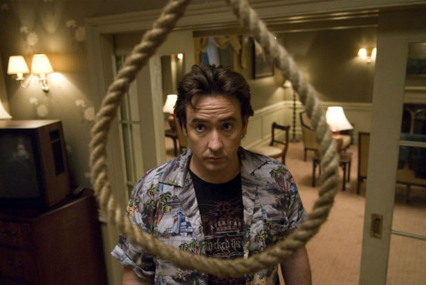 John Cusack contemplates a way out of 1408