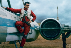 Star Wars: The Force Awakens character pics are very jaunty