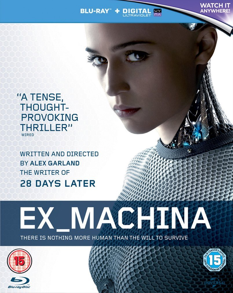 Ex Machina Blu-ray review: AI goes wrong (again)