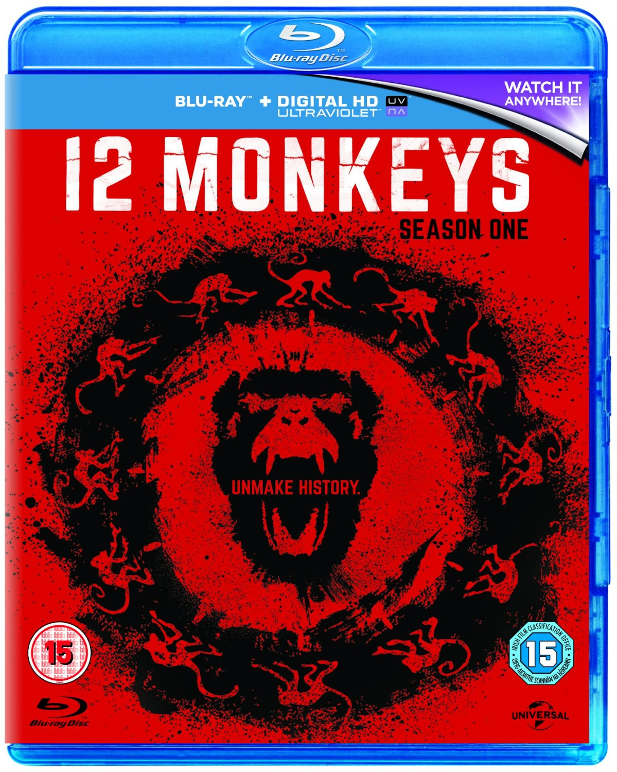 12 Monkeys Season 1 Blu-ray review: time for a comeback?