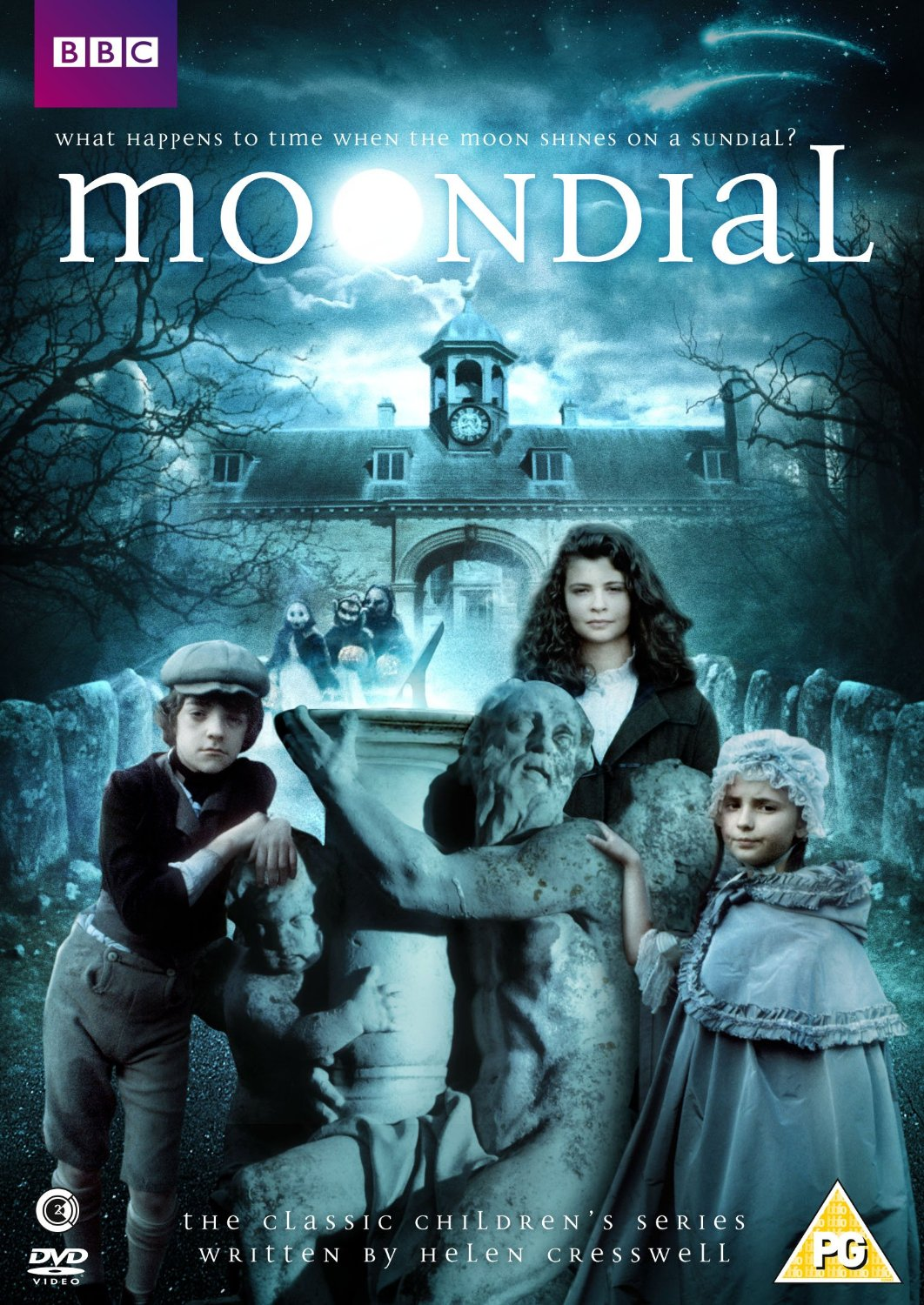 Moondial DVD review: the BBC children's classic returns