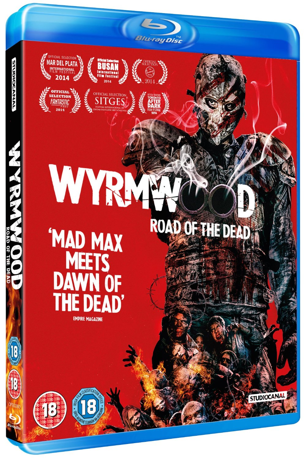 Wyrmwood Blu-ray review: full-throttle zombie gem