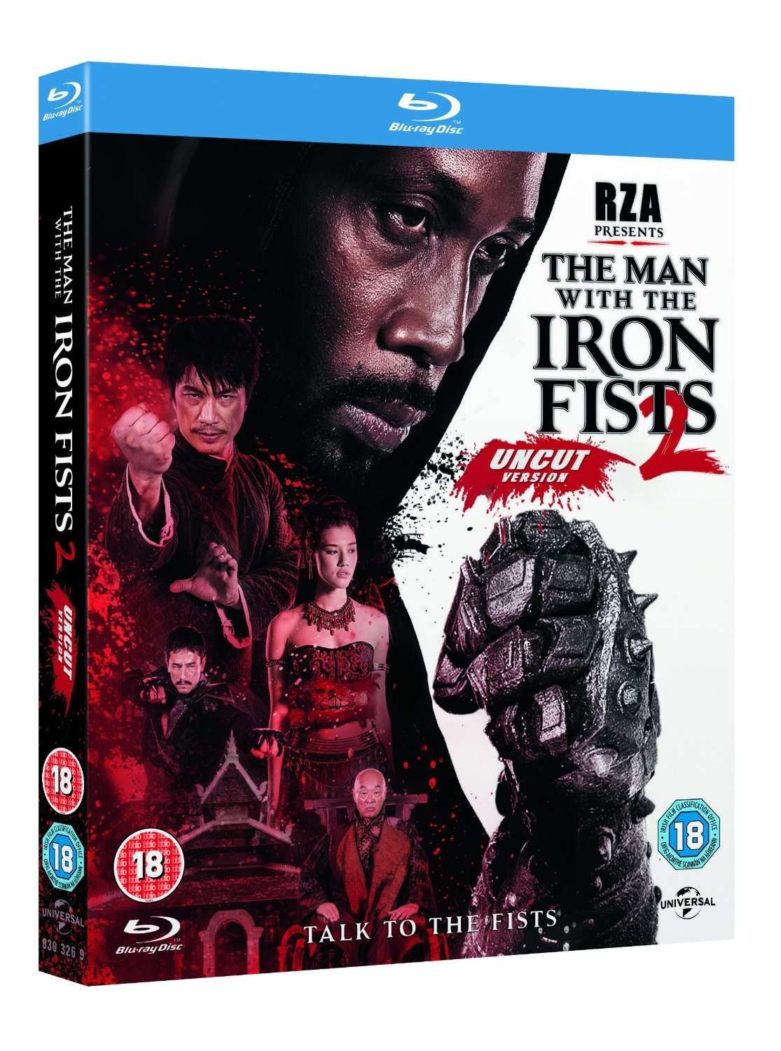 Man With The Iron Fists 2 Blu-ray review: Does it pack a punch?