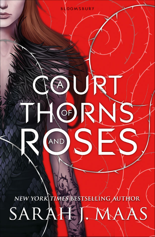 Book Cover Forros S : A court of thorns and roses by sarah j maas book review