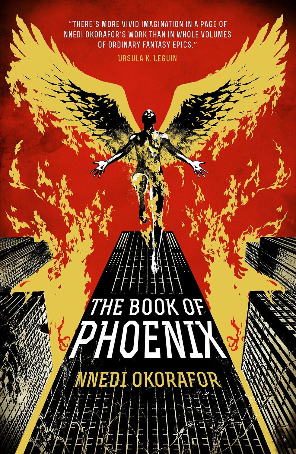 The Book Of Phoenix by Nnedi Okorafor book review