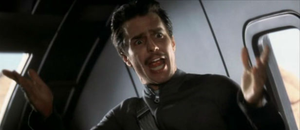 Sam Rockwell as Guy Fleegman in Galaxy Quest