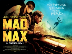 WIN TICKETS TO A MAD MAX: FURY ROAD PREVIEW SCREENING – In cinemas MAY 14