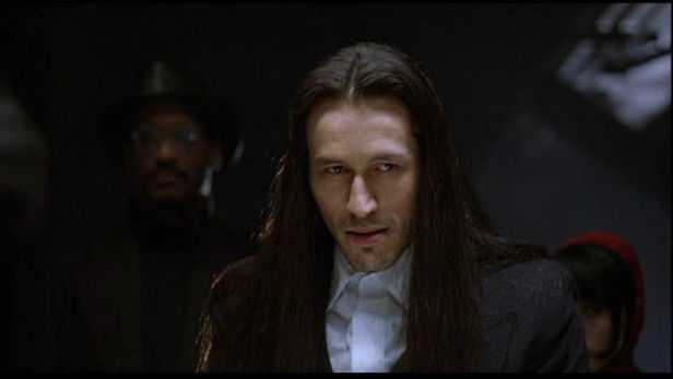 Michael Wincott as Top Dollar in Alex Proyas' The Crow