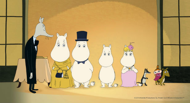 Moomins On The Riviera 2