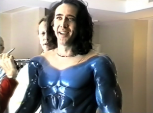Superman Lives: Why Nicolas Cage would have made a killer Kal-El
