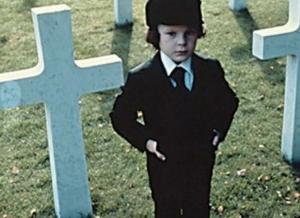 """Damien TV series: Bradley James is the Antichrist """"in denial"""""""