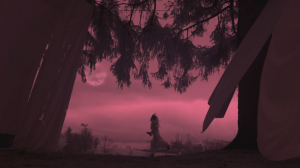 Hellions trippy trailer for retro Halloween horror