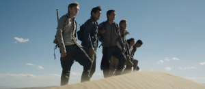 Maze Runner: The Scorch Trials new trailer is angry