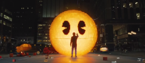 Pixels new clip celebrates Pac-Man's birthday