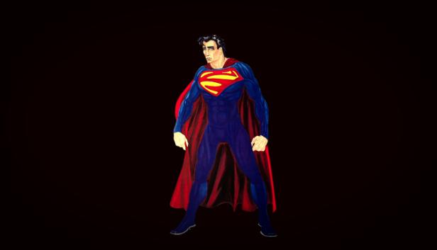Superman Lives Production Art 2