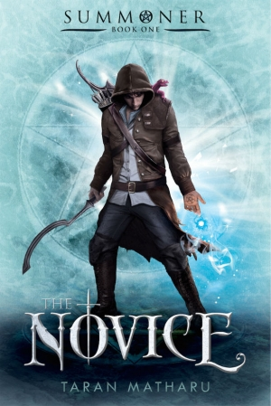 Summoner Book 1: The Novice by Taran Matharu book review