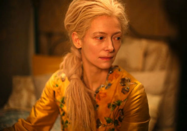 Tilda Swinton as Eve in Only Lovers Left Alive