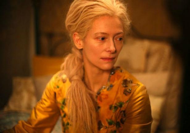 Tilda Swinton as Eve in Only Lovers Left Alive