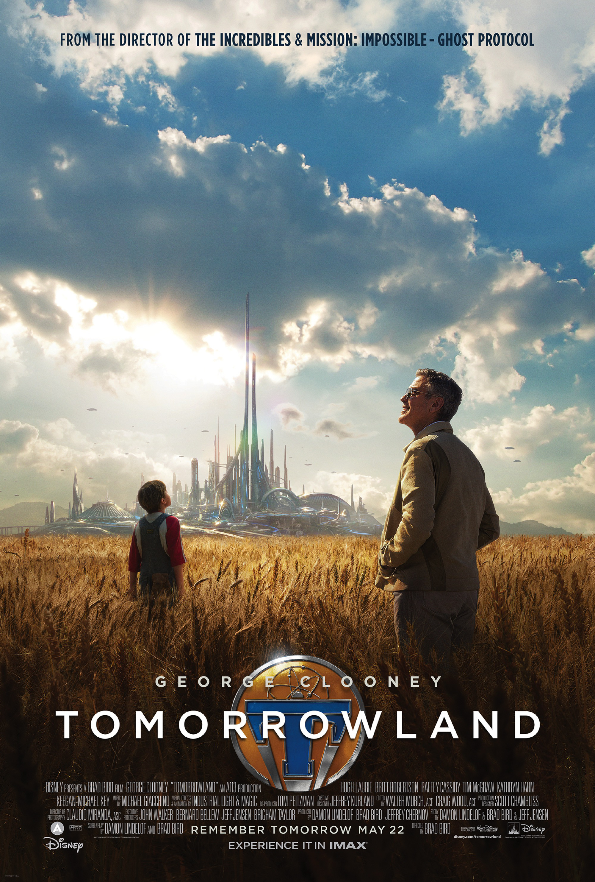 Tomorrowland film review: Disney brings the nostalgia