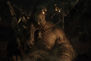 Duncan Jones' Warcraft movie first look at an orc