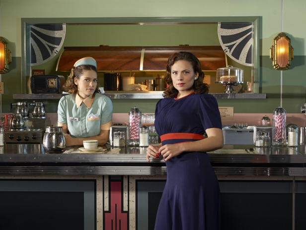 Could this be the end of Peggy and Angie as BFFs?