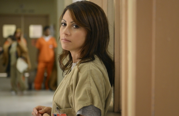 Elizabeth Rodriguez as Aleida Diaz in Orange Is The New Black