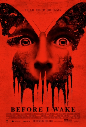 Before I Wake awesome new poster fears your dreams