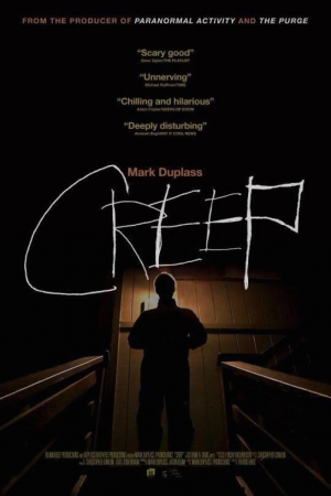 Creep new poster for awesome Mark Duplass horror