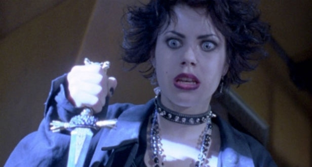 Fairuza Balk being awesome in The Craft