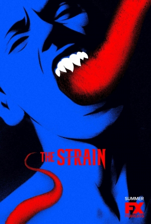 The Strain Season 2 new poster goes retro