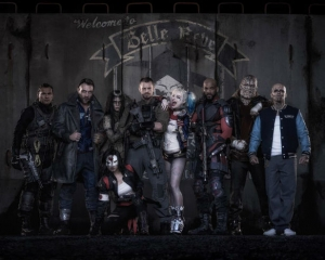 Suicide Squad line-up picture, Tom Hardy explains why he quit