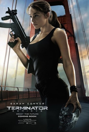 Terminator Genisys new character posters are serious