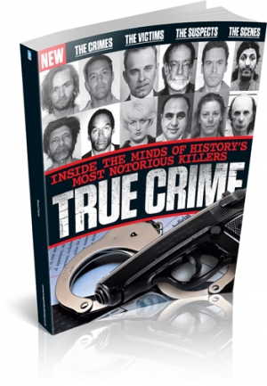 True Crime bookazine is perfect for all your real life horror needs