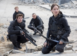 Hunger Games: Mockingjay Part 2 new picture tools up