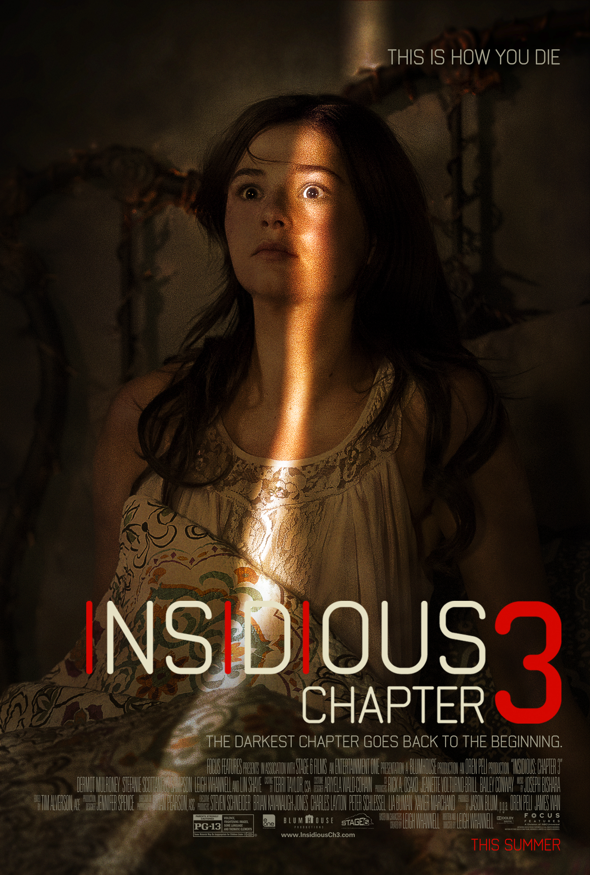 Insidious Chapter 3 film review: back to where it began