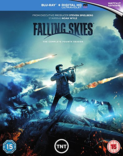 Falling Skies Season 4 Blu-ray review: Earth fights back