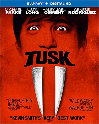 Tusk Blu-ray review: Kevin Smith does body horror