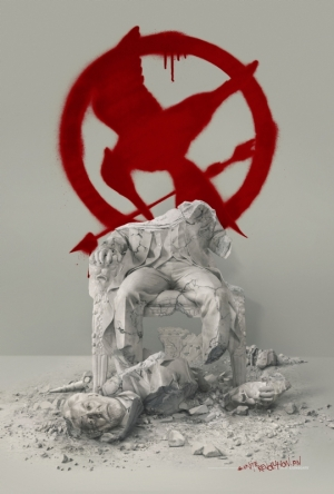 New Mockingjay 2 poster calls for Revolution