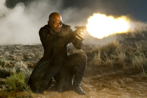 Avengers Assemble Nick Fury